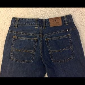 Lucky Brand jeans. Girls size 16 or small juniors.